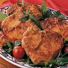 maple-glazed pork chops picture