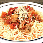 Marica's Spaghetti Meat Sauce picture
