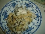 Chicken and Wild Rice Casserole picture