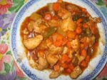 Sweet & Sour Chicken picture