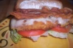 Spicy Chicken Club Sandwich picture