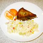 marinated tuna steak picture