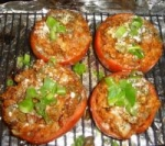 Easy Roasted Stuffed Tomatoes picture