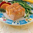 marmalade-glazed ham loaf picture