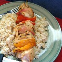 Grilled Chicken Kabobs picture