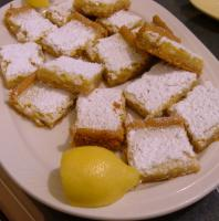 Cookie-Crust Lemon Bars picture