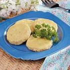 mashed potato cakes picture