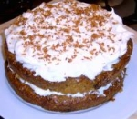 Scrumptious Orange Carrot Cake... picture