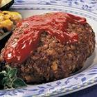 meat loaf pattie picture