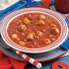 Meatball Alphabet Soup picture