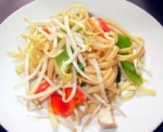 Asian Chicken Pasta Salad picture