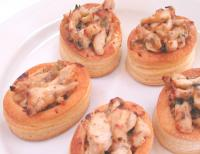 Chicken Vol-Au-Vents picture