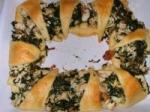 Chicken Spinach Cresent Sandwiches picture