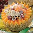 Melon Turkey Salad picture