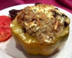 Baked Stuffed Squash picture