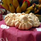 melt-in-the-mouth cashew meringues picture