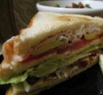 California Cobb Club Sandwiches picture