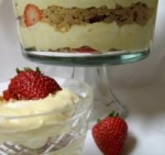 Vanilla Pudding Dessert picture