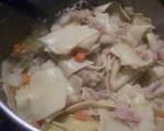 Pa Dutch Chicken Pot Pie Noodle Soup picture