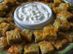Vegetable  Appetizer Squares picture
