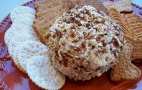 Thanksgiving Cheese Ball picture