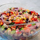 Mexican Bean Salad picture