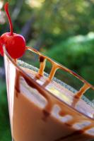Chocolate Covered African Cherry Martini picture