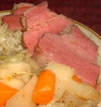 Crock Pot Corned Beef Dinner picture