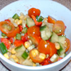 mexican cucumber salad picture