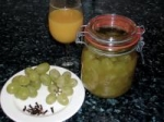 Sweet Pickled Grapes picture