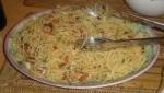 Linda's Greek Pasta With Shrimp picture