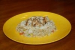 "Copy-Cat Kobe Style Fried Rice W/ ""shrimp Sauce"" picture"