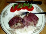 Lamb Chops With Rosemary and Port Wine Sauce picture
