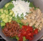 Grilled Chicken Cobb Salad picture