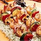 Mexicana Shrimp and Vegetable Kabobs picture