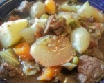 Yummy Slow Cooker Beef Stew picture