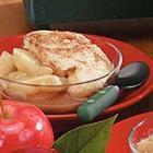 Microwave Apple Cobbler picture