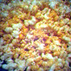 microwave caramel popcorn picture
