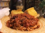 Hearty Homemade Italian Spaghetti Sauce picture
