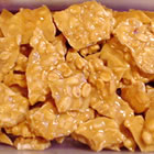 Microwave Peanut Brittle picture