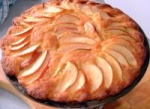 Autumn Apple Sponge Cake picture