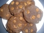 Chocolate Peanut Butter Dream Cookies picture
