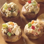 mini stuffed mushrooms picture