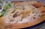 Chicken or Turkey Tetrazzini Casserole picture