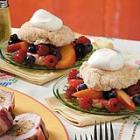 Mixed Fruit Shortcakes picture