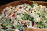 Broccoli and Cranberry Salad picture