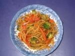 Spicy Thai Peanut Noodles picture