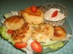 Prosciutto and Potato Cakes picture