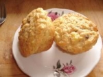 Pineapple Carrot Raisin Muffins picture