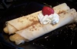 Bananas Foster Crepes picture